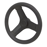 "13.5"" STEERING WHEEL 17 MM 40 SPLINE HUB"