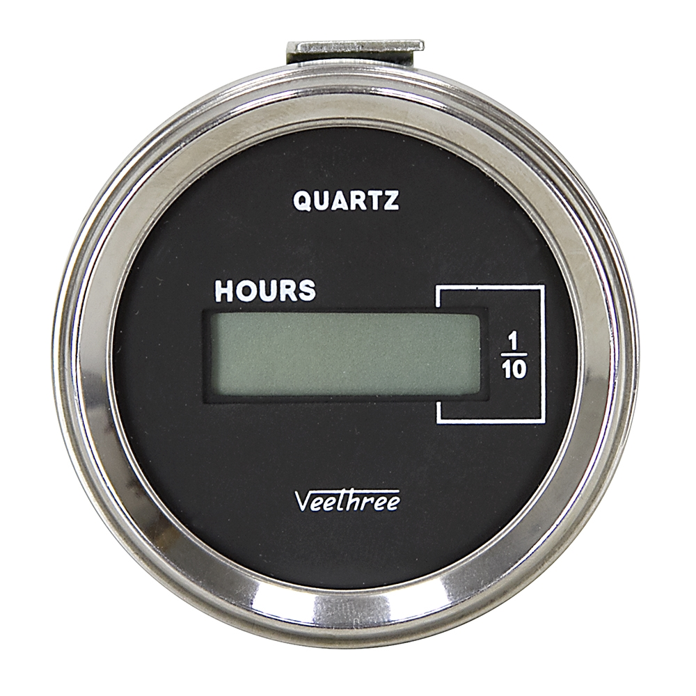 Digital Hour Meter : Vdc digital hour meter meters counters