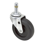 "3"" X 15/16"" Colson Swivel Grip Ring Stem Caster"