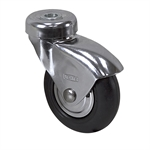 "3"" x 1"" Tente Swivel Bolt Hole Caster"