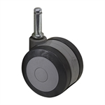 "3"" x 7/16"" Tente Swivel Grip-Ring Caster"