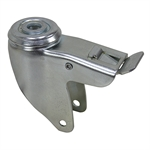 "4"" Bolt Hole Caster Yoke w/Total Lock Brake"