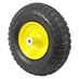 13x4.00-6 Yellow Wheel Assembly - Alternate 1