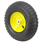 13x4.00-6 Yellow Wheel Assembly