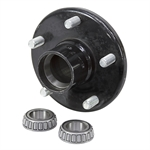 "Five-Bolt Wheel Hub w/4-1/2"" Bolt Circle"
