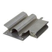 Shovel Holder For Trucks - Stainless Steel Buyers Products SH675SS
