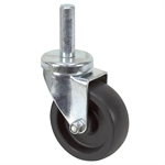 "4"" x 1-1/2"" SWIVEL STEM CASTER"