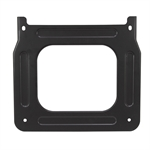 Flip Forward Tilt Seat Mounting Pan