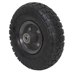 4.10 X 3.50-4 WHEEL AND TIRE ASSEMBLY