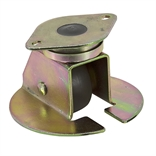 2-3/4 x 1-3/8 Faultless Air Cargo Swivel Caster with Toe Protector