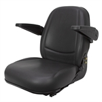 230 Deluxe High Back Seat w/Armrests