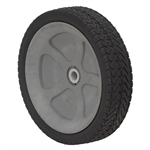 11-1/2 x 2-3/4 WHEEL GRAY w/ INSIDE GEAR
