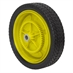 "11-1/2"" x 2-3/4"" WHEEL YELLOW w/GEAR - Alternate 1"