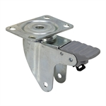 "Tente 5"" dia. Wheel Swivel Plate Caster Yoke HSG 1677 125 P52"