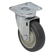 4 X 1-1/4 Jarvis Swivel Plate Caster