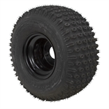 18x9.50-8 Kenda Turf Tire Wheel Assembly