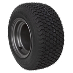 16x6.50-8 Turf Tire and Wheel Assembly 4 Bolt