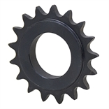 17T 40mm 40P Plate Sprocket