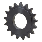 17T 40mm 50P Plate Sprocket