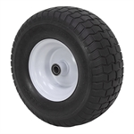 15x6.00-6 Foam Filled Flat Free Tire