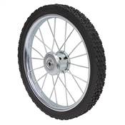 "16"" Steel Spoke Wheel"