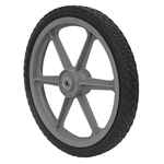 "16"" Plastic Spoke Wheel"
