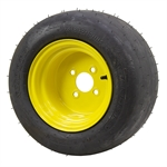 18x10.5-10 4 Bolt Smooth Tread Wheel Assembly Carlisle 6L0149