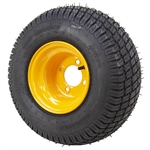 18x8.50-8 4 Bolt Turf Tread Wheel Assembly Carlisle Turfmaster