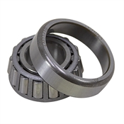 "0.68"" ID 1.57"" OD 0.545"" Wide Cup/Cone Tapered Roller Bearing Set Dura-Roll LM11749/LM11710"