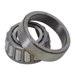 "0.84"" ID 1.96"" OD 0.69"" Wide Cup/Cone Tapered Roller Bearing Set M12649/M12610"