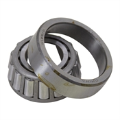 "0.84"" ID 1.96"" OD 0.69"" Wide Cup/Cone Tapered Roller Bearing Set Dura-Roll M12649/M12610"