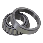 "1.37"" ID 2.56"" OD 0.71"" Wide Cup/Cone Tapered Roller Bearing Set Dura-Roll LM48548/lm45810"