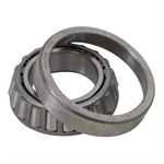 "1.62"" ID 2.89"" OD 0.77"" Wide Cup/Cone Tapered Roller Bearing Set Dura-Roll LM501349/LM501310"