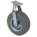 "12"" Pneumatic Swivel Plate Caster"