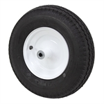 4.80/4.00-8  Wheelbarrow Wheel Tire Assembly Loadstar 409DC6-SW58