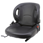 High-Pro Industrial 390001BK High Back Seat
