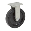 "8"" x 2"" Rigid Phenolic Plate Caster WC6680R-01-PHN"