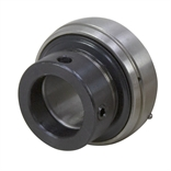 "2-3/16"" Bore HC211-35 Inset Bearing with Eccentric Locking Collar"