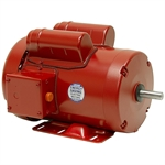 1.5 HP 115/230 Volt AC 1725 RPM Leeson Farm Duty Motor