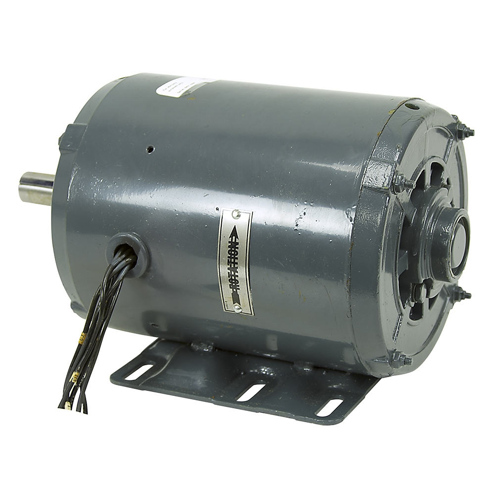 Hp 1 hp 1140 rpm 1725 rpm 230 vac westinghouse 2 for Two speed electric motor