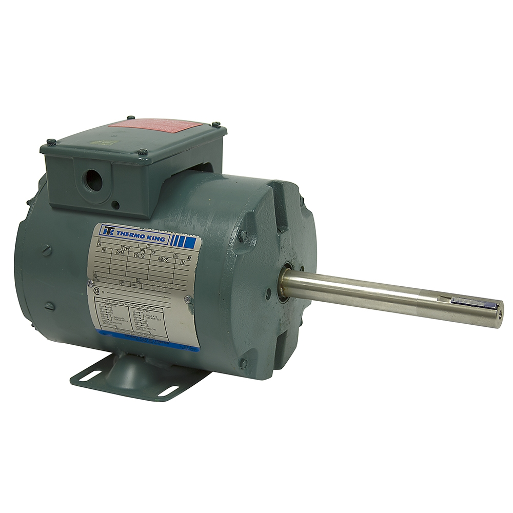 1 HP/0.25 HP 3450 RPM/1750 RPM 460 Volt AC Two Speed Reliance Motor ...