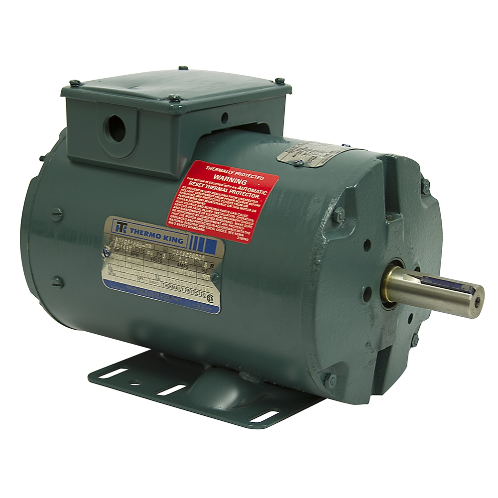 1 5 Hp 1740 Rpm 460 Vac 2 Speed Reliance Thermo King Motor