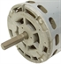 1/2 HP 208-230 Volt AC 945 RPM 3 Speed Motor - Alternate 1