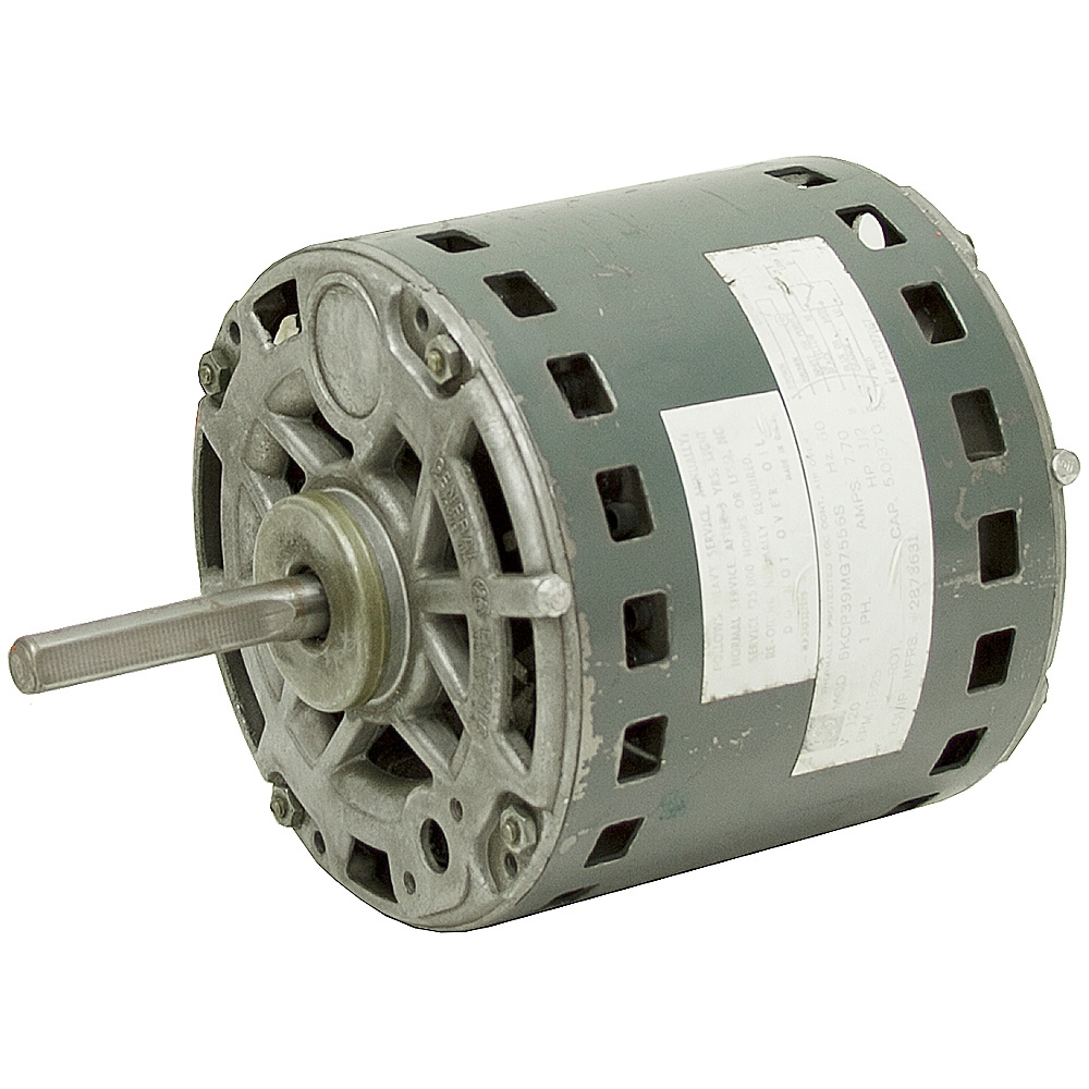 1 2 hp 1625 rpm 120 vac fan motor general electric for Air conditioner motor price