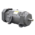 10 HP 1190 RPM 500ARM-150/300 FIELD DC BALDOR ELECTRIC MOTOR