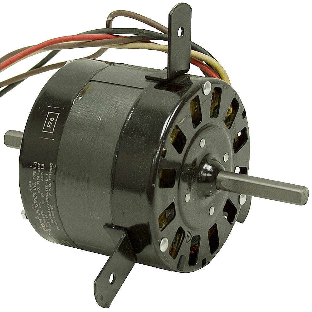 1 40 Hp 115 Vac 1115 920 Rpm Motor Fan Air Conditioner