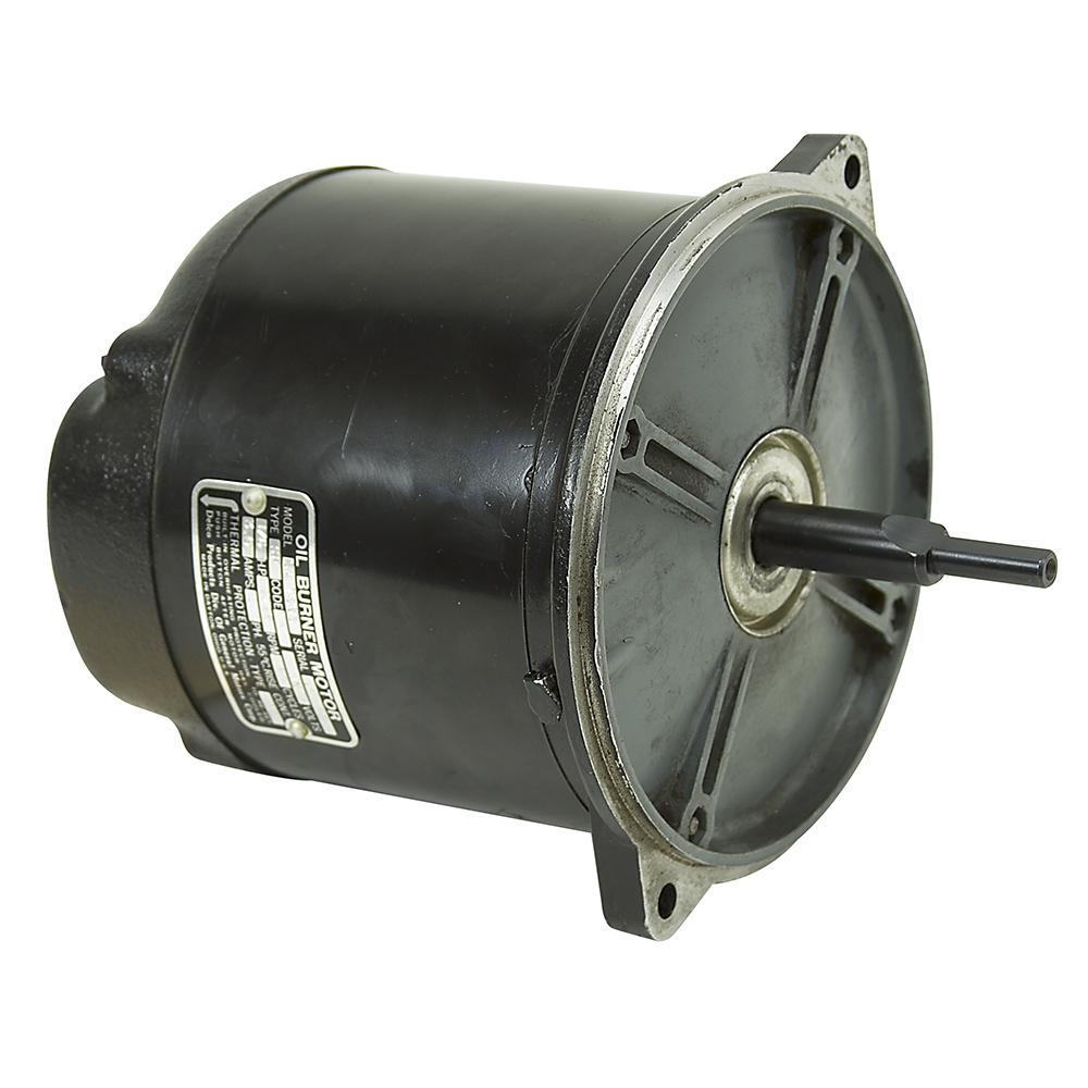 1 6 Hp 1725 Rpm 115 Vac Delco Oil Burner Motor Sa7863