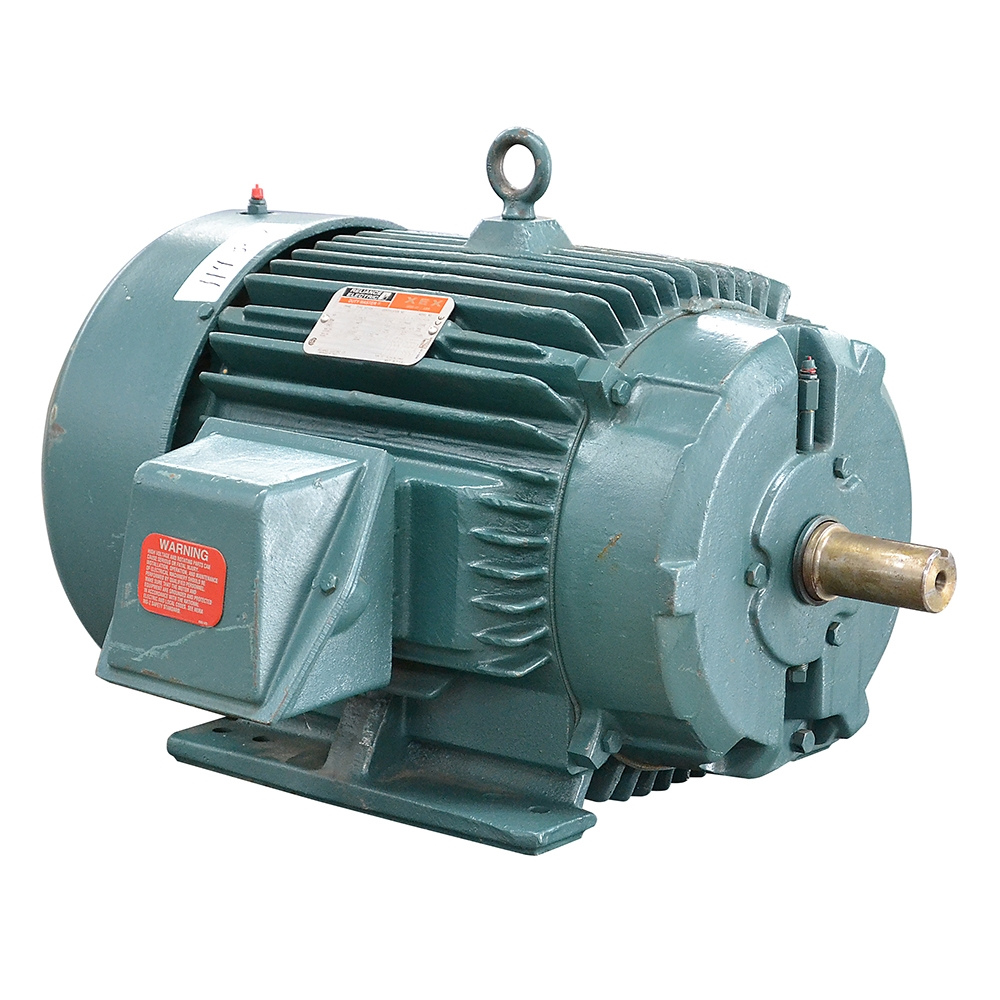 30 Hp 3540 Rpm 230 460 Vac Reliance Electric Motor 3