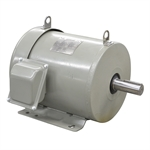 7-1/2 HP 3525 RPM 208-230/460 VAC 3PH STERLING ELECTRIC MOTOR