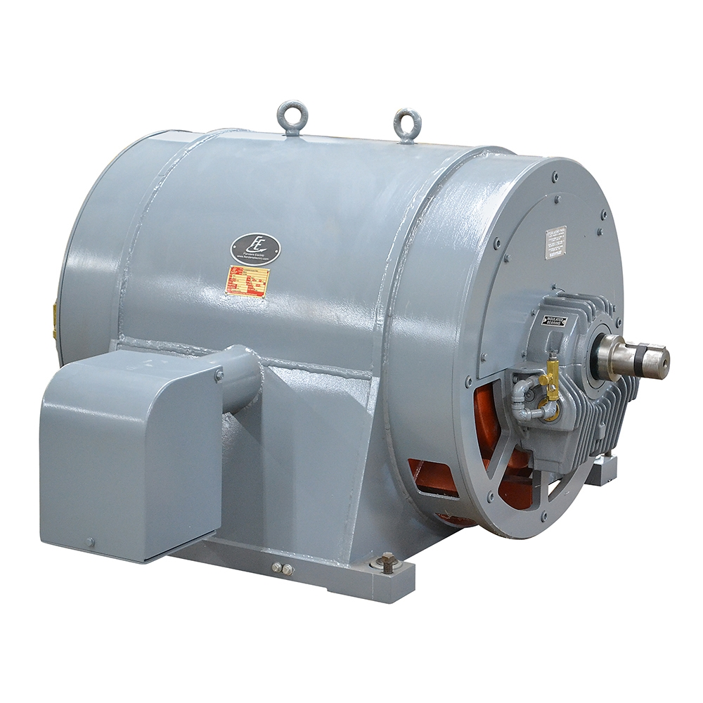 500 HP 3577 RPM 4160 Volt AC 3Ph Flanders Electric Motor | 3 Phase ...